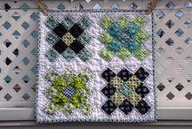 mini quilt / by Kathy Klobucher