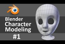 Blender 3D / Free 3D Modeling application