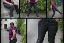 Jeans Schnittmuster