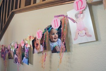Little Girl Birthday #1 / by Gail Kreunen