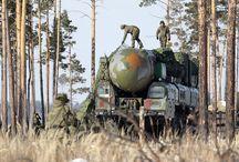 Topol / Topol-M / Yars-24 / Russian Intercontinental Ballistic Missiles