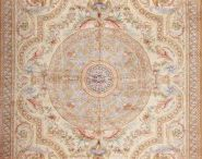 Grand Marquis / Beautiful area rugs hand knotted from 100% fine wool.