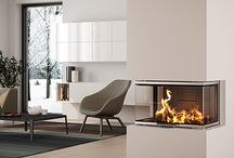 Colorful living / Inspiration for our colorful stoves