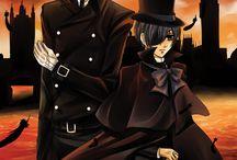 Black Butler ♥♣♠♦