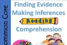 Reading Comprehension Passages {Finding Evidence and Making Inferences} / Reading Comprehension {Finding Evidence and Making Inferences} - Common Core Aligned - 2nd Grade. Make reading comprehension ENJOYABLE for your students or child. These reading comprehension passages are perfect for helping students build fluency, use context clues, and improve reading comprehension.