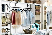 Revitalise, Refresh, Reorganise / Storing your things is good, but doing it in a way that means you'll find them again is even better. Take a look at our simple and stylish ideas to get everything you own in order. / by IKEA UK
