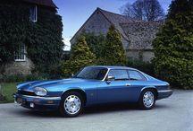 Car [Jaguar XJS]
