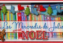Spécial Noël / Livres, activités, bricolages, gourmandises... de Noël !!