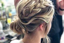 Covenant / Wedding Hair BY Salon Dolce Vita