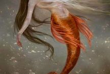 fishies and merpeople