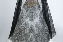 Antique Lace Shawls