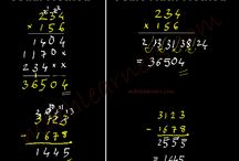 Vedic Mathematics / Vedic Mathematics is an amazing tool to carry out basic arithmetics like subtraction, multiplication, division, squaring / cubing a number in no time. Checkout more and compete stuff of Vedic Mathematics on http://mathlearners.com/