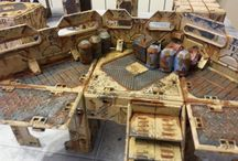 deadzone scenery and terrain reference