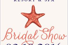 Venue: Chesapeake Bay Beach Resort & Spa / With spectacular views of the Bay, the Chesapeake Ballroom and smaller venues offer enchanting settings for ceremonies, photos and receptions. Allow their experienced wedding specialists to design an event exclusively created for you alone.