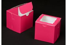 cupcake boxes / new and colorful  boxes to add a new life to your cupcakes.. afterall, we know your reputation is in our box!!