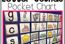 pocket chart