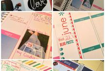 Filofax/Planners/Journal / by Amy Lightsey