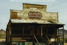 FAMILY TRAVEL: Ghost Towns