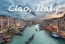 Ciao, Italy! / The New Italian Traditions