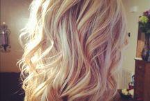 Hairs! / by Rachel Kuehn Clark