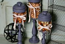 Candy Jars / by Sherry Markle