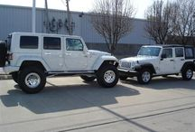 Jeep  / by Whitney Fahr
