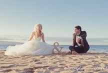wedding photo beach