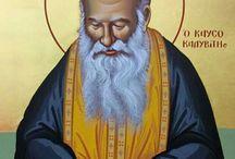 Αγιος  Πορφύριος  ο  Καυσοκαλυβίτης