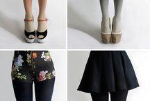 My Style / by Sugar-Cyanide Burlyq