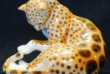 Russian Lomonosov Ceramics
