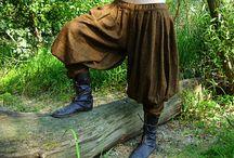 Traje De Vikingo