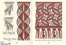 macrame knitting and crochet