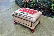 Coffee Bag creations!