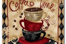 Inspiration - Coffee & Tea