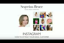 Tutorial Videos from Chanelle Segerius-Bruce
