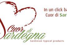 Dal cuore della Sardegna.... a casa tua! / Cuor di Sardegna è una piccola realtà aziendale con sede a Nuoro, che punta a valorizzare le produzioni di eccellenza dell'Isola, offrendo prodotti di qualità, sia alimentari che artigianali. Proponiamo un'offerta peculiare, basata su prodotti non reperibili al di fuori del mercato locale.