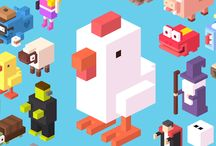 Crossy road / A #1 game on the App Store 2015