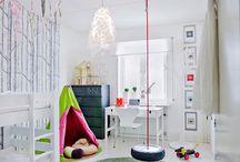 Kids Room Deco / Colección de imágenes con habitaciones para niños repletas de imaginación, creatividad, diseño, funcionalidad y pensadas para niños! / by Tutete.com Chupetes Personalizados