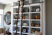Furniture - Ladders As Decor / by Joseph Johnson