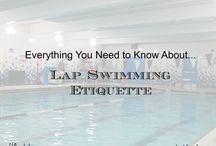 I  Swimming / by Julie Davis
