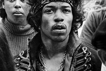 Jimi Hendrix / Fabulous in so many ways .... There will only ever be one Jimmy !!!
