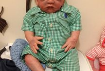 reborn baby dylan-michael / just about all the stuff I do find for him or even buy for him