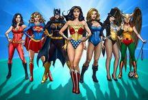 DC Females
