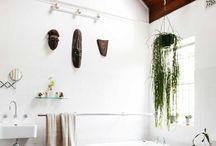 Beach shack bathroom ideas