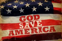 USA / God, please, Bless America--Land that I love! / by Dee Samford