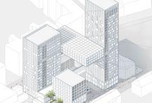blocuri arhitectura