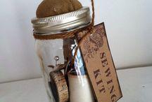 Crafts: Jars Mason Ball Canning Storage / by Kenny Burns