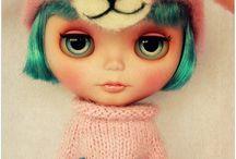 Blythe Dolls  / by Lisa Molina