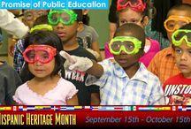 Hispanic Heritage Month / Join us in celebrating Hispanic Heritage Month Sept. 15-Oct. 15