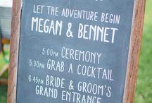 garden rustic wedding ideas